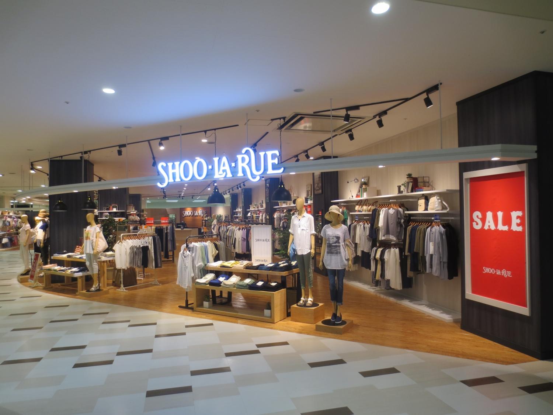SHOO-LA-RUEポートプラザ店