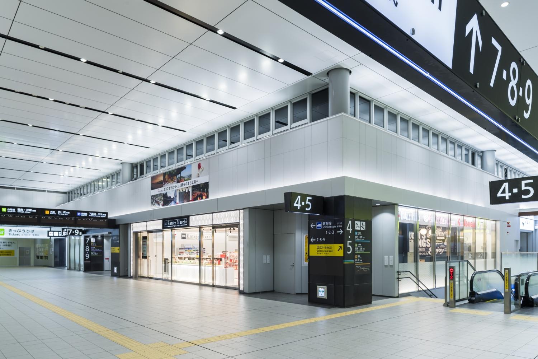 JR広島駅 アントレマルシェ広島