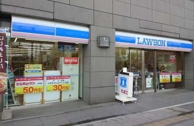ローソン岡山シンフォニービル店内装工事(岡山)
