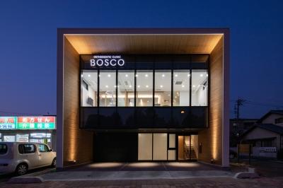 クリニック新築工事 KES構法 BOSCO矯正歯科