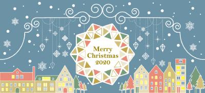 岡山天満屋 クリスマス
