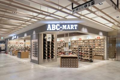 内装工事|ABC-MART さんすて岡山店