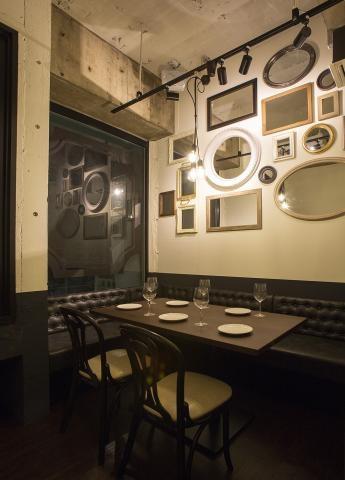 4階のイタリアン高松店
