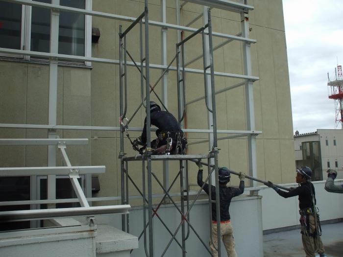 Gホテル 防水・外壁 改修工事