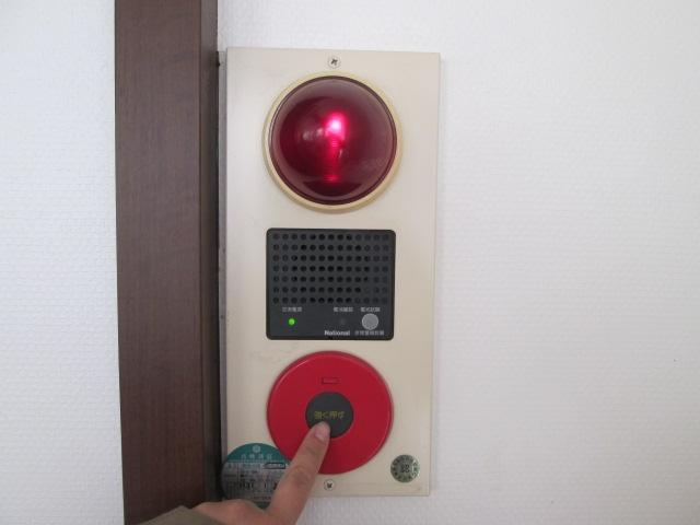 消防点検  消防設備点検   白十字(HAKUJUJI) 倉敷白楽町店