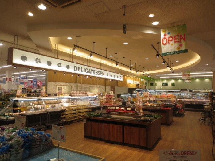 天満屋ハピーズ郡家(こおげ)店(鳥取県)