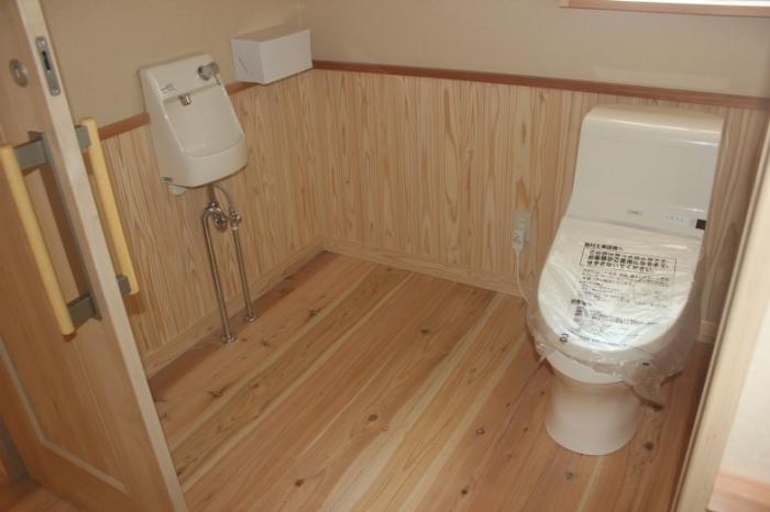 やすら木鍼灸院 改築工事