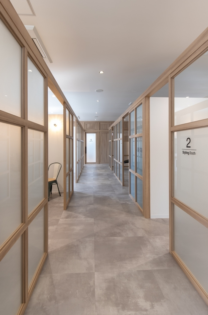 建築・内装工事|ビューティーヘアサロンGOOD-DAY